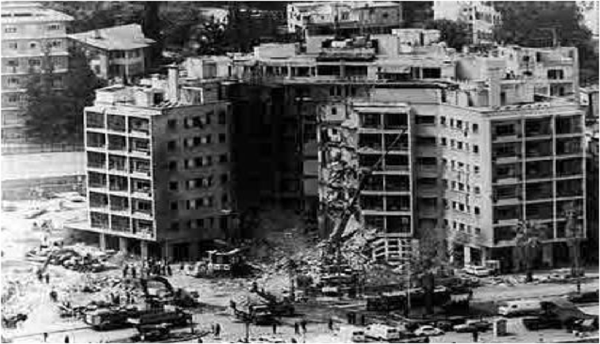 Filethe reagan library oval office Campaign photo The Bombing Of The Us Embassy In Beirut April 18 1983 63 People Killed Including Many Of The Cias Top Mideast Experts The Reagan Files The Middle East From The Multinational Peacekeeping Force To The